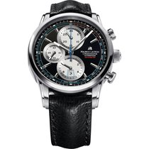 Maurice Lacroix Pontos Chronographe Rétro Staal