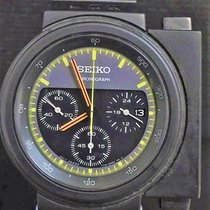 Seiko Steel 42mm Quartz sced037 pre-owned