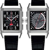 Jaeger-LeCoultre Reverso Squadra World Chronograph Titanium Black United States of America, Florida, North Miami Beach