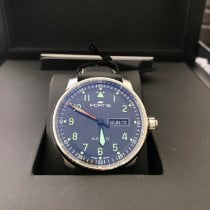 Fortis Steel 43mm Automatic 705.21.11 L.01 pre-owned