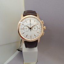 Vacheron Constantin Ouro rosa 42mm Corda manual 47192/000R-9352 novo
