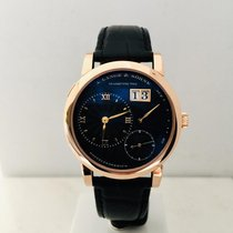 A. Lange & Söhne new Manual winding 38,5mm Rose gold