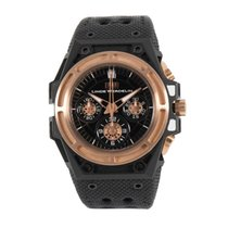 Linde Werdelin Gold/Steel 42.5mm Automatic A.SPS.BG pre-owned United Kingdom, Sutton