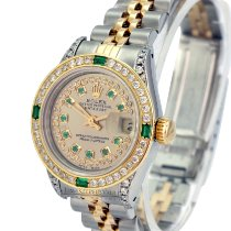 Rolex Lady-Datejust pre-owned 26mm Date Gold/Steel