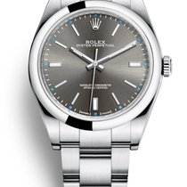 Rolex Oyster Perpetual 39 Steel 39mm No numerals United States of America, New Jersey, Princeton