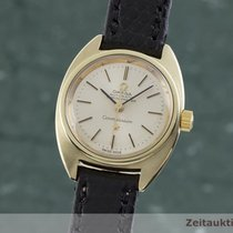 Omega Constellation Ladies Gold/Steel 24.5mm Silver