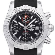 Breitling Avenger II new 2019 Automatic Chronograph Watch with original box and original papers A13381111B1S2