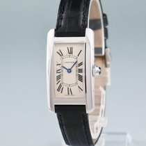 Cartier Tank Américaine White gold 19mm
