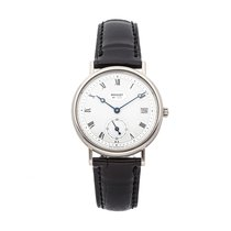 Breguet White gold 35mm Automatic 5920BB/15/984 pre-owned