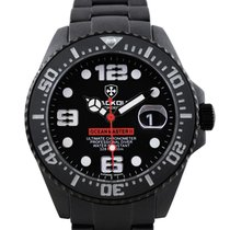 Black-Out Concept Keramikk 42mm Kvarts ny