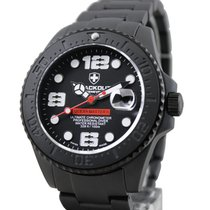 Black-Out Concept Ceramic 42mm Quartz new