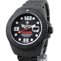 Black-Out Concept Keramika 42mm Quartz nové