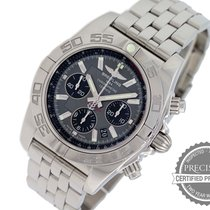 Breitling Chronomat 44 Steel 44mm Black No numerals United States of America, Pennsylvania, Willow Grove