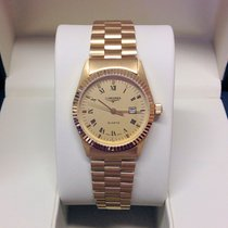 Longines Yellow gold 30mm Quartz pre-owned United Kingdom, Wilmslow