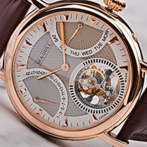 Sea-Gull Rose gold Manual winding ST8004G pre-owned
