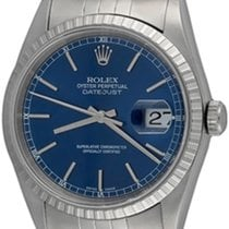 Rolex 16220 Steel Datejust 35mm pre-owned United States of America, Texas, Dallas