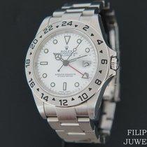 Rolex Explorer II neu 2007 Automatik Uhr mit Original-Box und Original-Papieren 16570