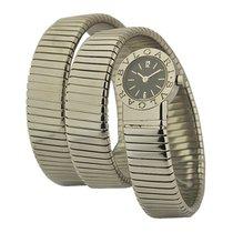 Bulgari BB191TS Tubogas Serpent in Steel - on Steel Bracelet...