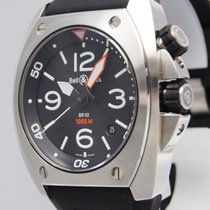 Bell & Ross BR 02 Steel 44mm Black Arabic numerals United States of America, New York, Greenvale