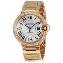 Cartier Ballon Bleu 36mm WE9005Z3 2018 new