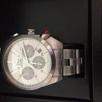 Dior chronographe chiffre rouge