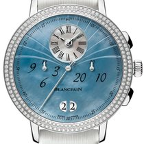 Blancpain Ladies Chronograph Flyback Grande Date 3626-4544L-64a