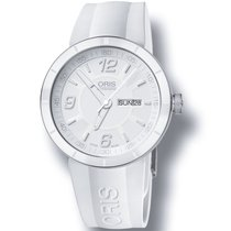 Oris Men's 735 7651 4166-07 4 25 07 TT1 Drive Time Watch