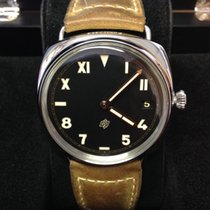 Panerai Radiomir 3 Days 47mm Zeljezo 47mm Crn