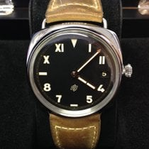 Panerai Radiomir 3 Days 47mm Steel 47mm Black United Kingdom, Wilmslow