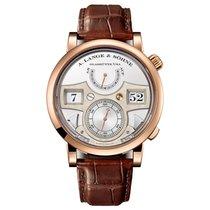 A. Lange & Söhne Men's 145.032 Zeitwerk Striking Time Watch