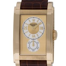 Rolex : Cellini Prince :  5440/8 :  18k yellow gold : gold
