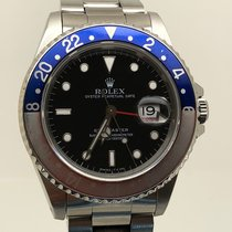 Rolex GMT-Master PEPSI BOX/PAPERS PERFECT CONDITION