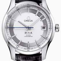 Omega De Ville Hour Vision new 2016 Automatic Watch with original box and original papers 431.33.41.21.02.001