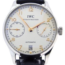 IWC IW500114 Portuguese 7-Day Power Reserve