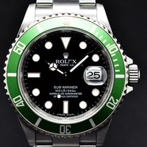 Rolex Submariner Date LV (Never polish)