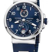 Ulysse Nardin Acier Marine Chronometer Manufacture 43mm nouveau