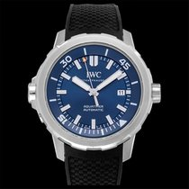 IWC Aquatimer Automatic Steel 42.00mm Blue United States of America, California, San Mateo
