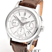 Wempe Chronograph 42mm Automatic 2008 pre-owned White