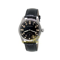 Revue Thommen 36mm Manual winding new Black