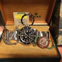ロレックスシードゥエラー・中古・正規のボックス付属、正規の書類付属・40 mm・スチール