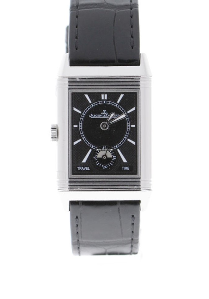 627c1d616d2 Jaeger-LeCoultre Reverso Classic Medium Duoface Small Second... for ...