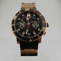 Ulysse Nardin Maxi Marine Diver 8006-102-3A/92 2014 подержанные