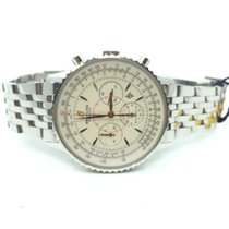 Breitling Montbrillant Stainless Steel  Watch A41370 w/Box &...