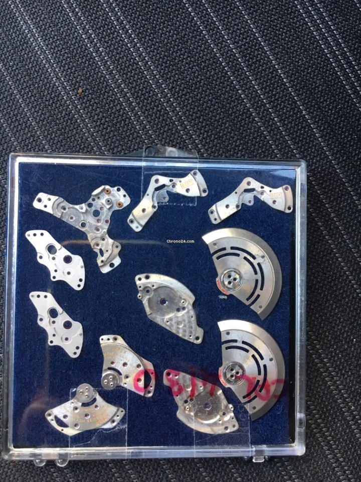 Rolex Daytona Cosmograph 4130 Calibre , Spare Parts for
