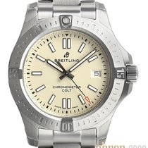 Breitling Chronomat Colt neu 2020 Automatik Uhr mit Original-Box und Original-Papieren A17313101G1A1