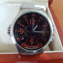 Hamilton Khaki Navy tweedehands 42mm Staal