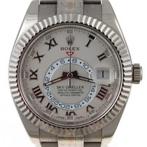 Rolex Sky-Dweller White gold 42mm Roman numerals United States of America, Florida, Largo