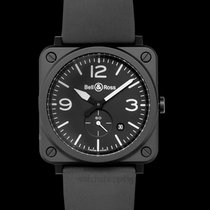 Bell & Ross Ceramic Quartz Black new BR S