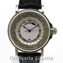 Breguet 38mm Automatic 2004 pre-owned Marine