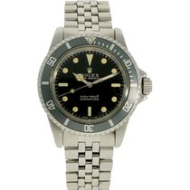 Rolex 5513 Staal 1965 Submariner (No Date) 40mm tweedehands Nederland, Amsterdam